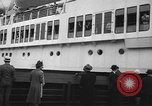 Image of SS America Ship New York City USA, 1941, second 12 stock footage video 65675043887