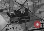 Image of paratroopers Fort Benning Georgia USA, 1941, second 4 stock footage video 65675043889