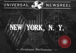 Image of United States soldiers New York United States USA, 1941, second 3 stock footage video 65675043890