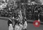 Image of New York City Memorial Day parade 1941 New York City USA, 1941, second 10 stock footage video 65675043890