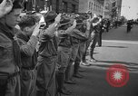 Image of United States soldiers New York United States USA, 1941, second 11 stock footage video 65675043890