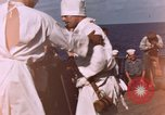 Image of King Neptune ceremony Pacific Ocean, 1947, second 7 stock footage video 65675043896