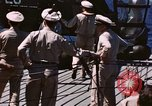 Image of Lieutenant Tracy Pacific Ocean, 1947, second 12 stock footage video 65675043897
