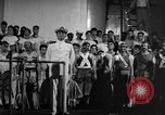 Image of shellback ceremony Atlantic Ocean, 1936, second 1 stock footage video 65675043899
