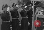 Image of Shellback initiation Atlantic Ocean, 1936, second 9 stock footage video 65675043900