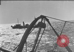 Image of King Neptune Ceremony Atlantic Ocean, 1918, second 1 stock footage video 65675043902