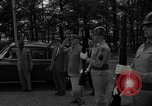 Image of Senator B Russell Heidelberg Germany, 1955, second 12 stock footage video 65675043910