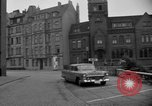 Image of Colonel Brooks Bremerhaven Germany, 1955, second 8 stock footage video 65675043915