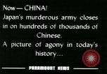 Image of Chinese refugees China, 1944, second 5 stock footage video 65675043946