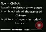 Image of Chinese refugees China, 1944, second 10 stock footage video 65675043946