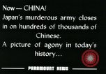 Image of Chinese refugees China, 1944, second 12 stock footage video 65675043946