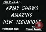 Image of Air Pick up China, 1944, second 8 stock footage video 65675043947