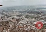Image of bomb damaged building Germany, 1945, second 3 stock footage video 65675043957