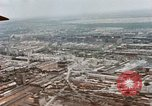Image of bomb damaged building Germany, 1945, second 5 stock footage video 65675043957