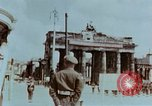 Image of British troops Berlin Germany, 1945, second 10 stock footage video 65675043968