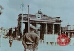 Image of British troops Berlin Germany, 1945, second 11 stock footage video 65675043968