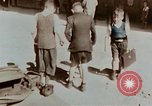 Image of German boys Berlin Germany, 1945, second 4 stock footage video 65675043971