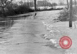 Image of Flooding in Arnhem during World War 2 Arnhem Netherlands, 1944, second 7 stock footage video 65675043980