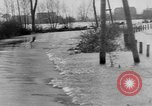 Image of Flooding in Arnhem during World War 2 Arnhem Netherlands, 1944, second 9 stock footage video 65675043980