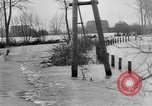 Image of Flooding in Arnhem during World War 2 Arnhem Netherlands, 1944, second 11 stock footage video 65675043980