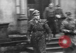 Image of German and Allied tank battle Germany, 1944, second 6 stock footage video 65675043981