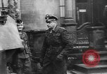 Image of German and Allied tank battle Germany, 1944, second 7 stock footage video 65675043981