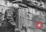 Image of German and Allied tank battle Germany, 1944, second 10 stock footage video 65675043981