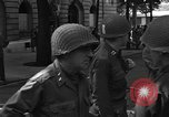 Image of United States soldiers Paris France, 1944, second 5 stock footage video 65675043993