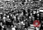 Image of anti-British riots Athens Greece, 1950, second 8 stock footage video 65675044011