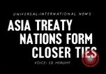 Image of Southeast Asian Treaty Organization Pakistan, 1950, second 3 stock footage video 65675044012