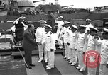 Image of USS Philadelphia transferred to Brazil Philadelphia Pennsylvania USA, 1951, second 8 stock footage video 65675044013