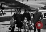 Image of President Dwight D Eisenhower Georgia United States USA, 1954, second 6 stock footage video 65675044018