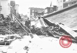 Image of damaged building Anchorage Alaska USA, 1964, second 3 stock footage video 65675044024