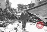 Image of damaged building Anchorage Alaska USA, 1964, second 8 stock footage video 65675044024