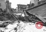 Image of damaged building Anchorage Alaska USA, 1964, second 12 stock footage video 65675044024