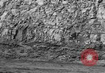 Image of coal mining site Alberta British Columbia Canada, 1940, second 11 stock footage video 65675044027