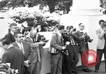 Image of President Dwight D Eisenhower Washington DC USA, 1955, second 9 stock footage video 65675044030