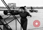 Image of Jacqueline Auriol France, 1955, second 1 stock footage video 65675044035