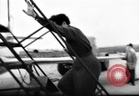 Image of Jacqueline Auriol France, 1955, second 2 stock footage video 65675044035