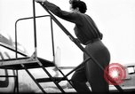 Image of Jacqueline Auriol France, 1955, second 3 stock footage video 65675044035