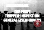 Image of General Eisenhower West Germany, 1953, second 2 stock footage video 65675044036