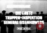 Image of General Eisenhower West Germany, 1953, second 5 stock footage video 65675044036