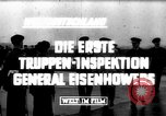 Image of General Eisenhower West Germany, 1953, second 6 stock footage video 65675044036