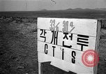 Image of ROK training facility Korea, 1955, second 1 stock footage video 65675044042
