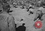 Image of ROK training facility Korea, 1955, second 10 stock footage video 65675044042