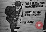 Image of Republic of Korea troops being trained Korea, 1955, second 3 stock footage video 65675044043