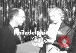 Image of Clare Booth Luce Philadelphia Pennsylvania USA, 1955, second 1 stock footage video 65675044046