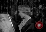 Image of Clare Booth Luce Philadelphia Pennsylvania USA, 1955, second 7 stock footage video 65675044046