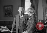 Image of President Dwight D Eisenhower Washington DC USA, 1955, second 2 stock footage video 65675044047