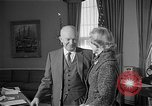 Image of President Dwight D Eisenhower Washington DC USA, 1955, second 3 stock footage video 65675044047